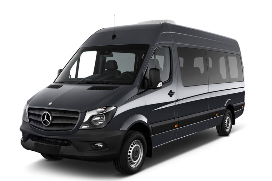 Mercedes Sprinter (Up to 14 people)